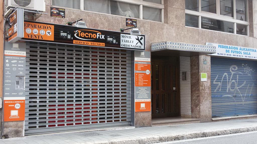 Padre Mariana 40, 03004 Alicante. 966 350 462 - 606 707 788